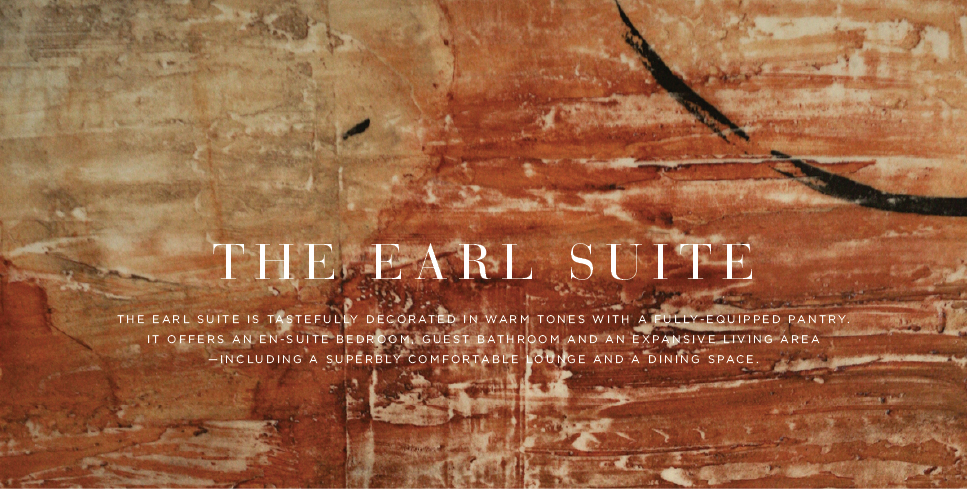 the earl suite