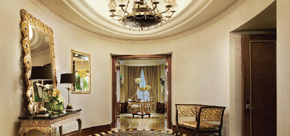 the duke suite
