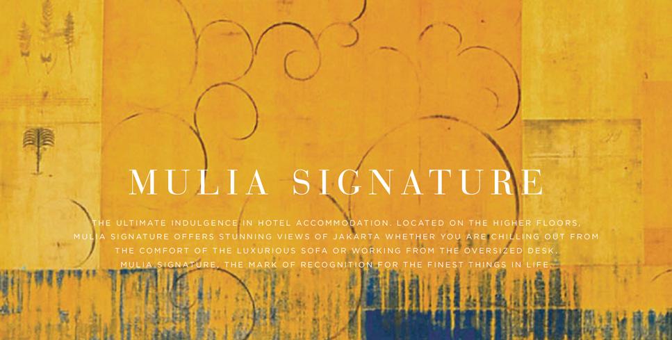 mulia signature